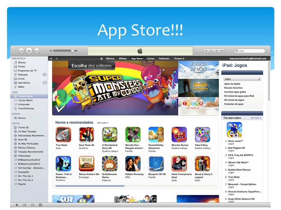 App Store!!!