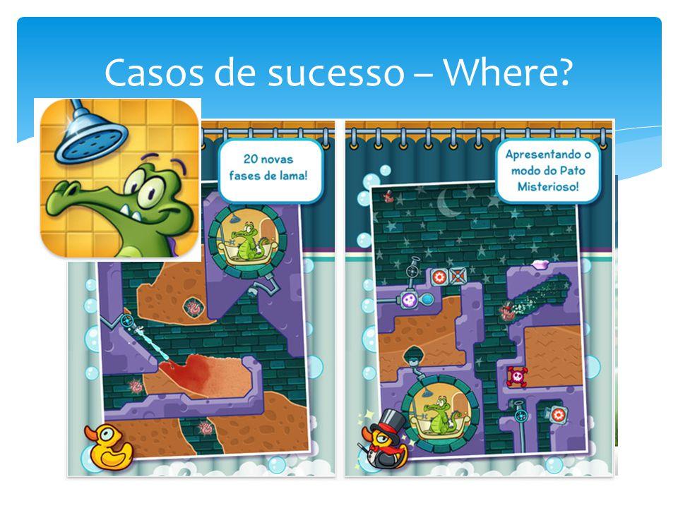 Casos de sucesso – Where