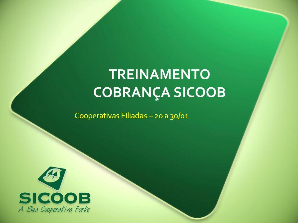 TREINAMENTO COBRANÇA SICOOB