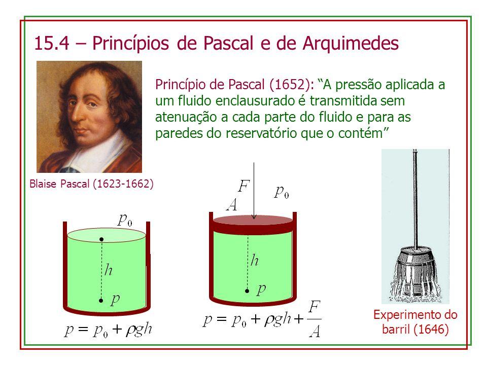 Experimento do barril (1646)