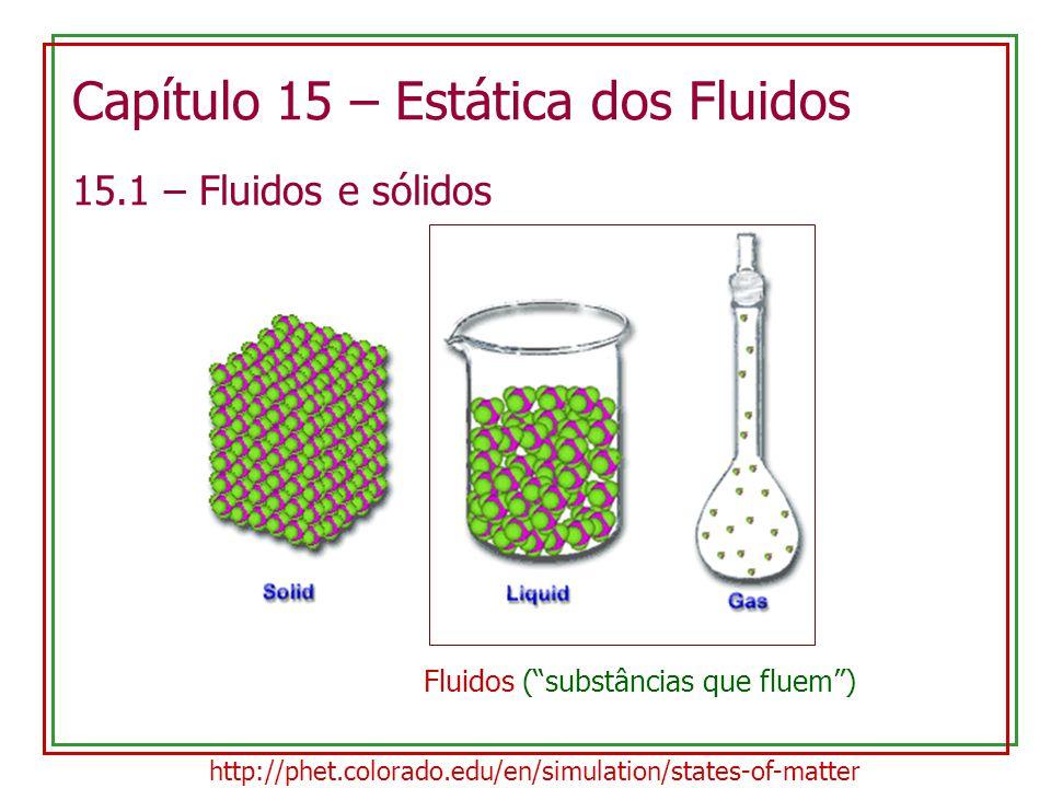 Fluidos ( substâncias que fluem )