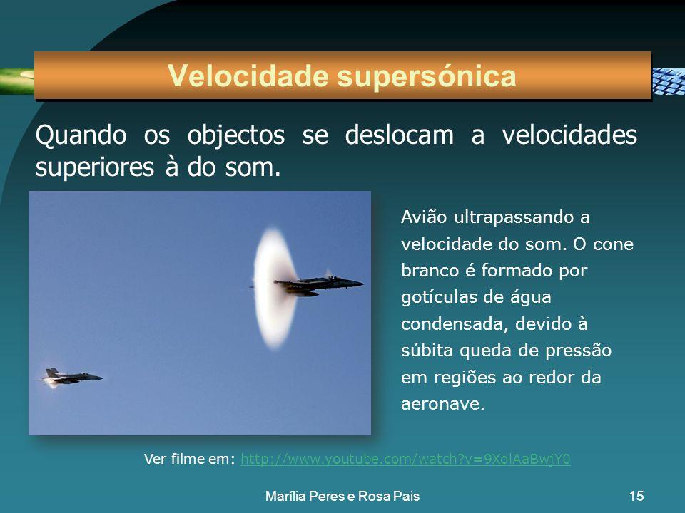 Velocidade supersónica