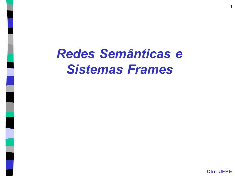 Redes Semânticas e Sistemas Frames