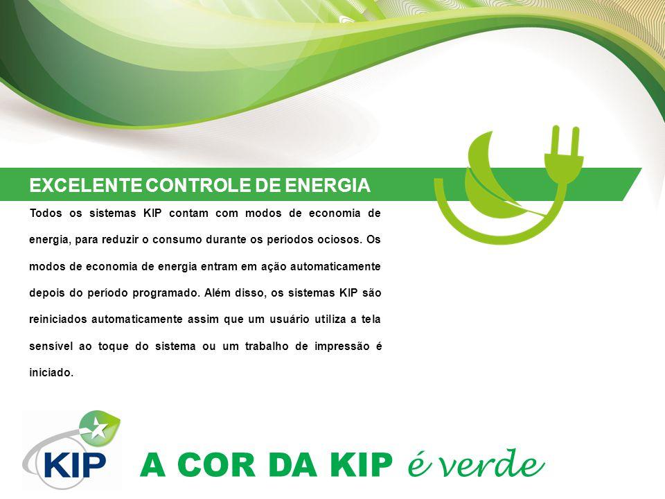 EXCELENTE CONTROLE DE ENERGIA