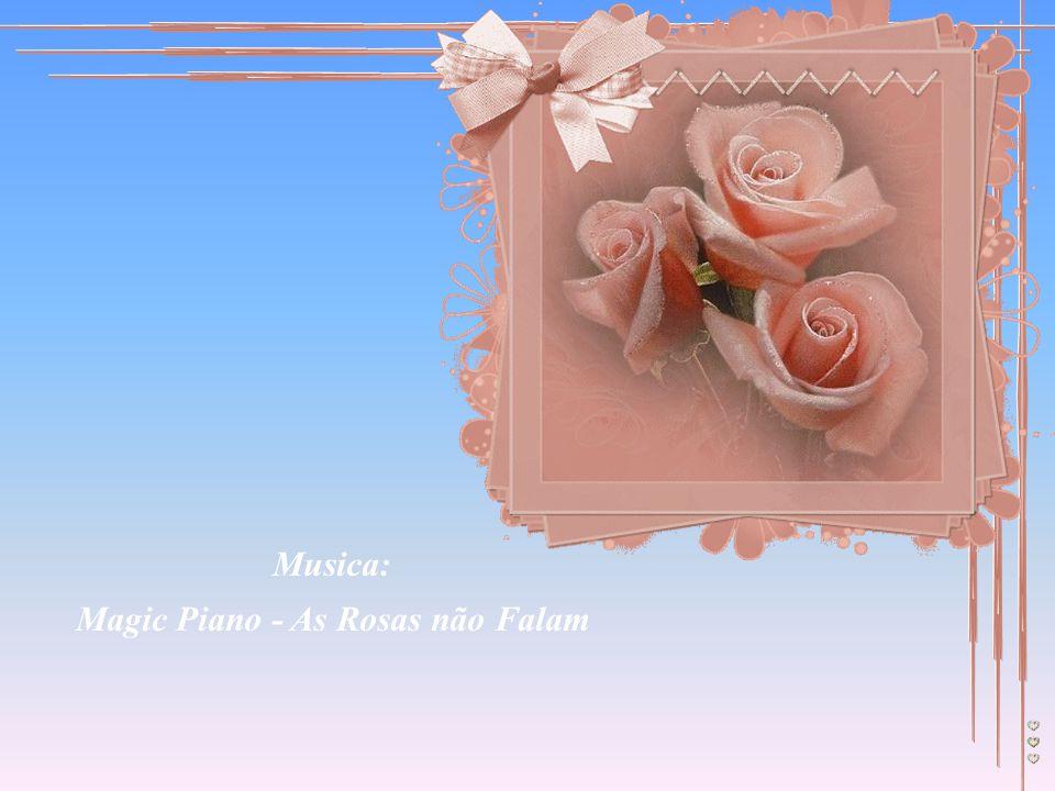 Magic Piano - As Rosas não Falam
