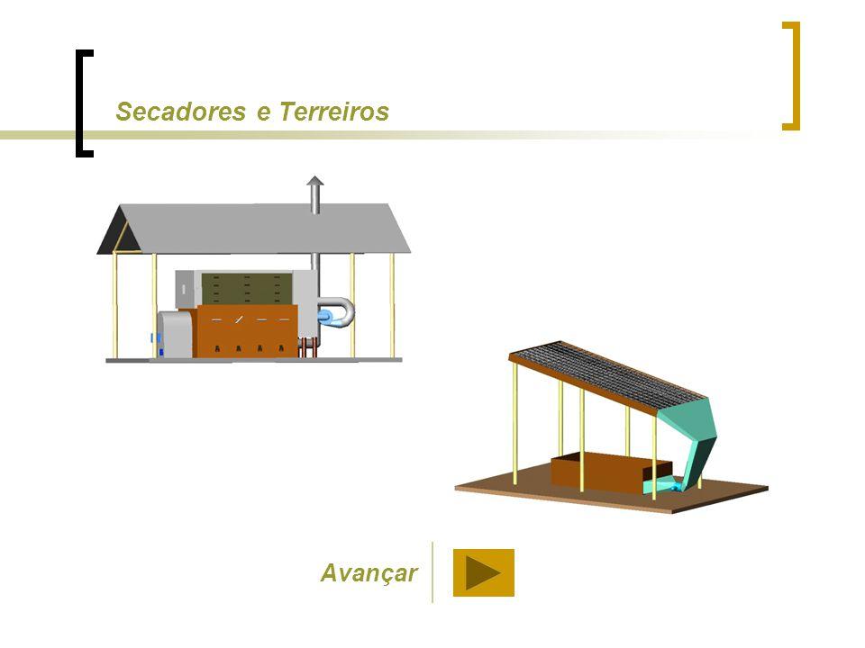 Secadores e Terreiros Avançar