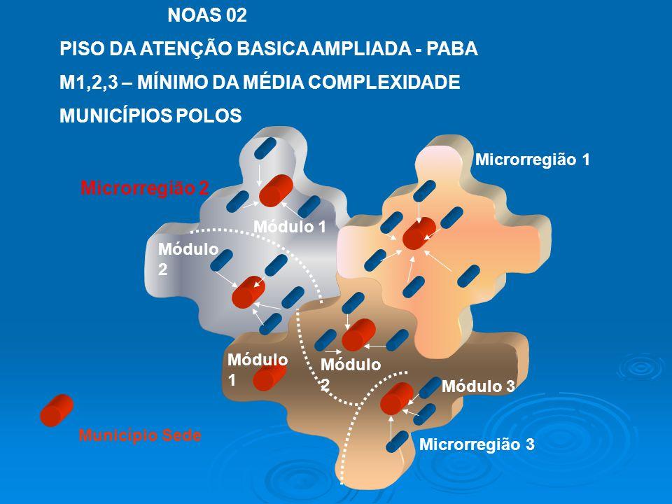 PISO DA ATENÇÃO BASICA AMPLIADA - PABA