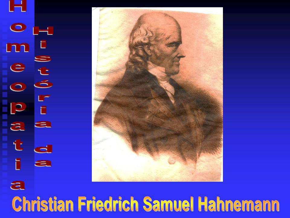 Christian Friedrich Samuel Hahnemann
