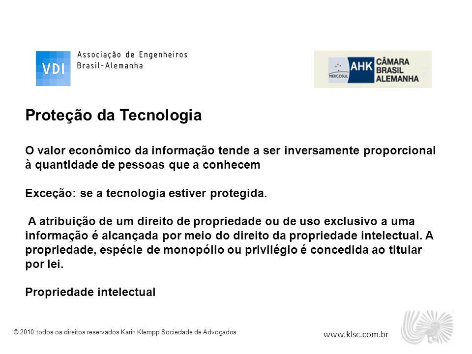 Proteção da Tecnologia