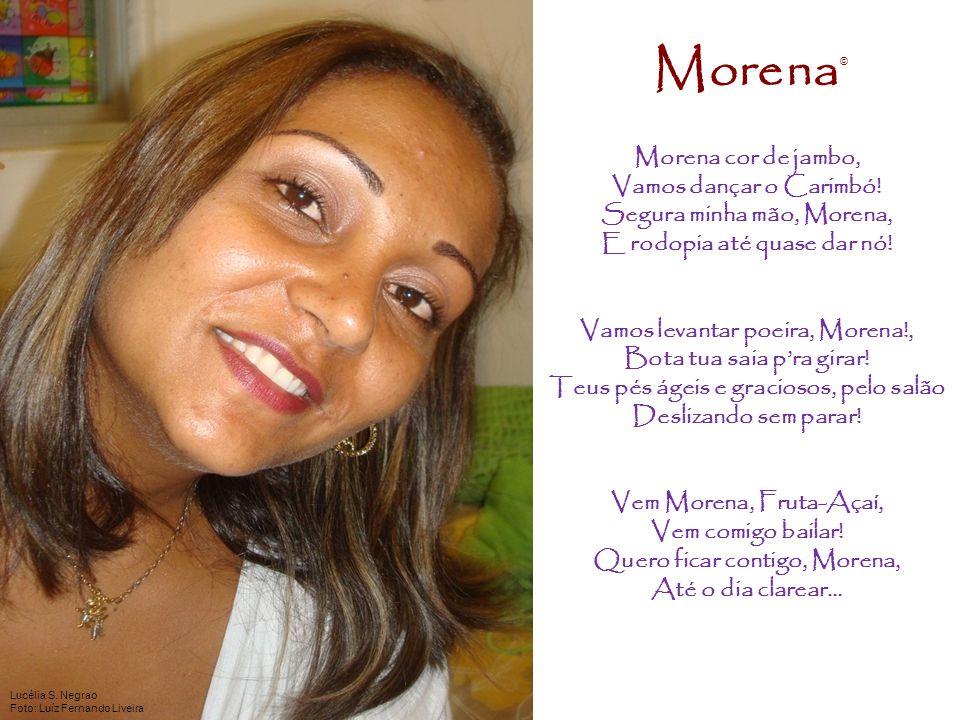 Morena Morena cor de jambo, Vamos dançar o Carimbó!