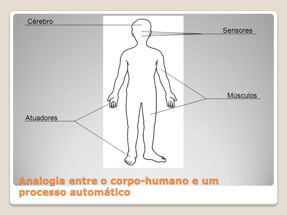 Analogia entre o corpo-humano e um processo automático