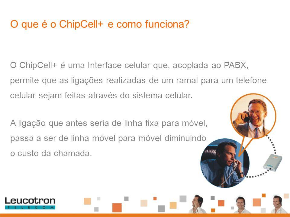 O que é o ChipCell+ e como funciona