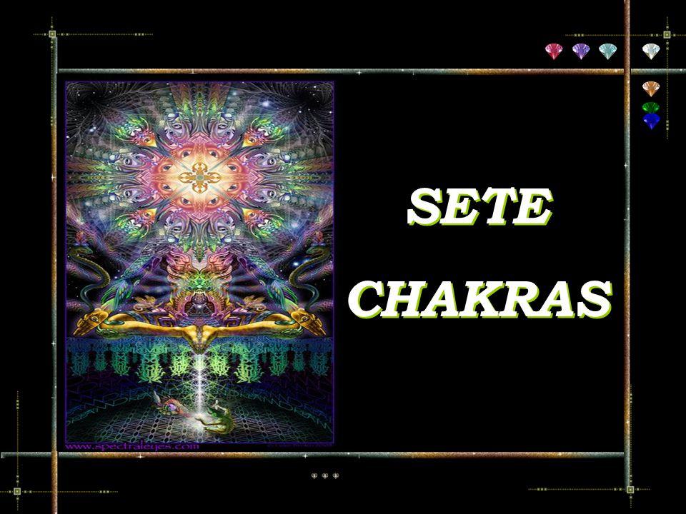 SETE CHAKRAS ..
