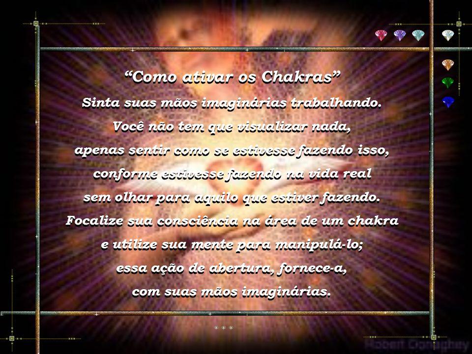 Como ativar os Chakras
