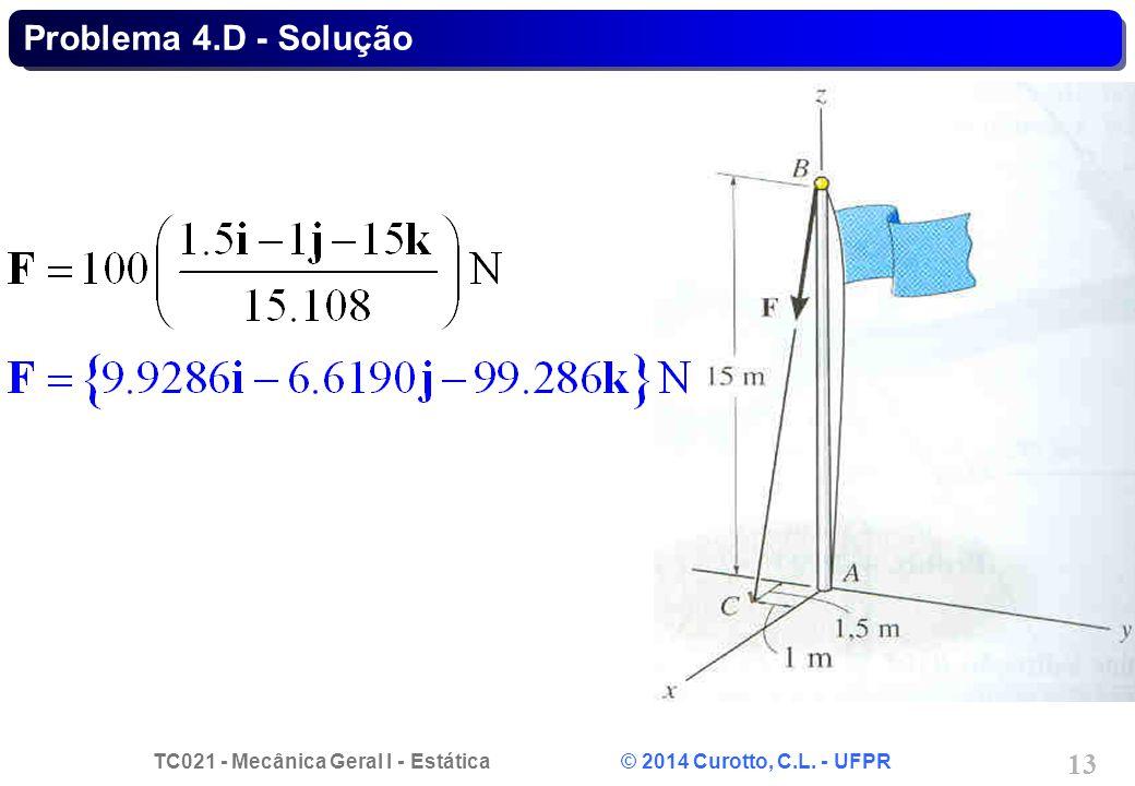 Problema 4.D - Solução