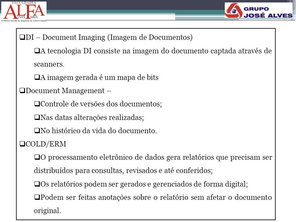 DI – Document Imaging (Imagem de Documentos)