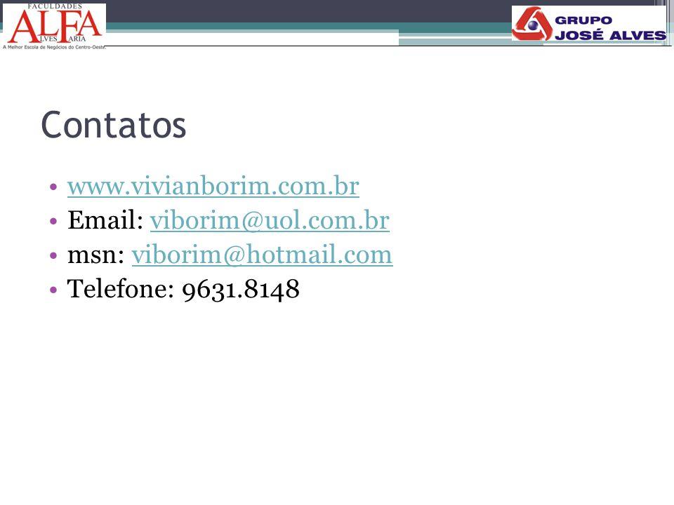 Contatos www.vivianborim.com.br