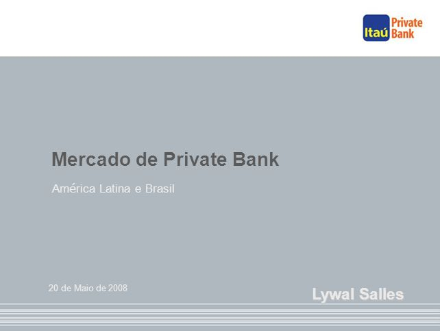 Mercado de Private Bank