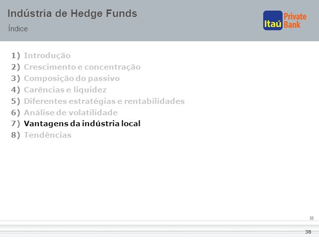 Indústria de Hedge Funds