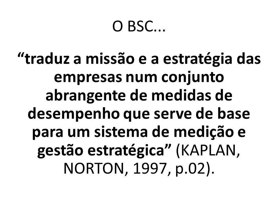 O BSC...