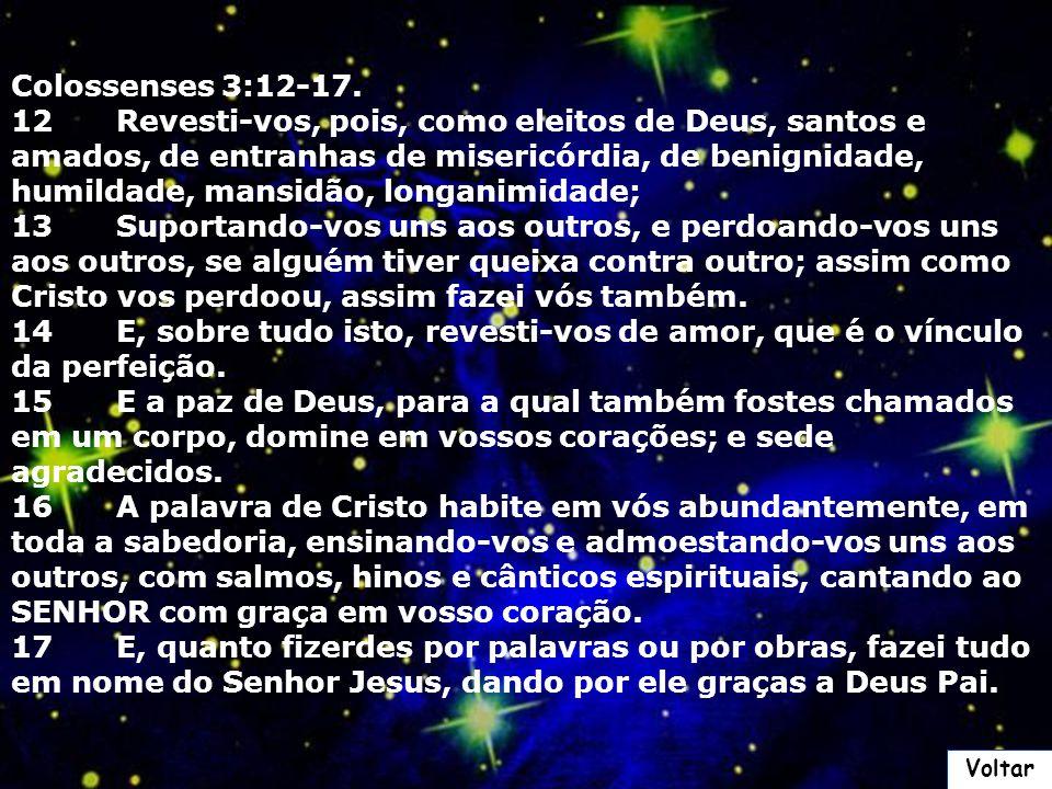 Colossenses 3:12-17.