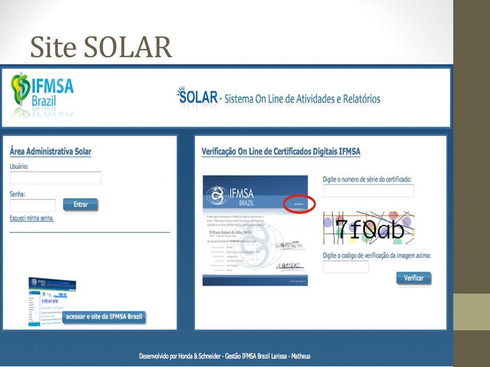 Site SOLAR