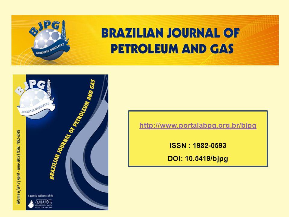 http://www.portalabpg.org.br/bjpg ISSN : 1982-0593 DOI: 10.5419/bjpg