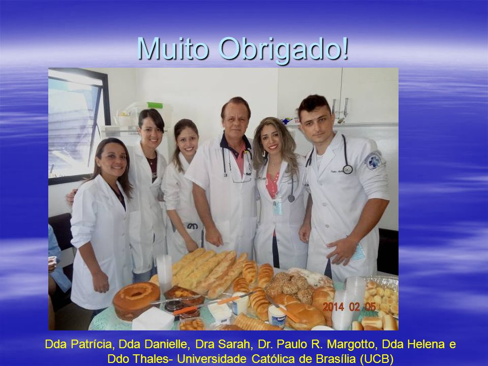 Ddo Thales- Universidade Católica de Brasília (UCB)
