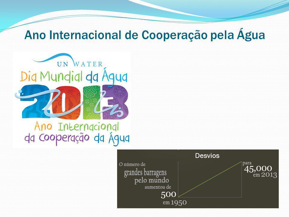 Ano Internacional de Cooperação pela Água