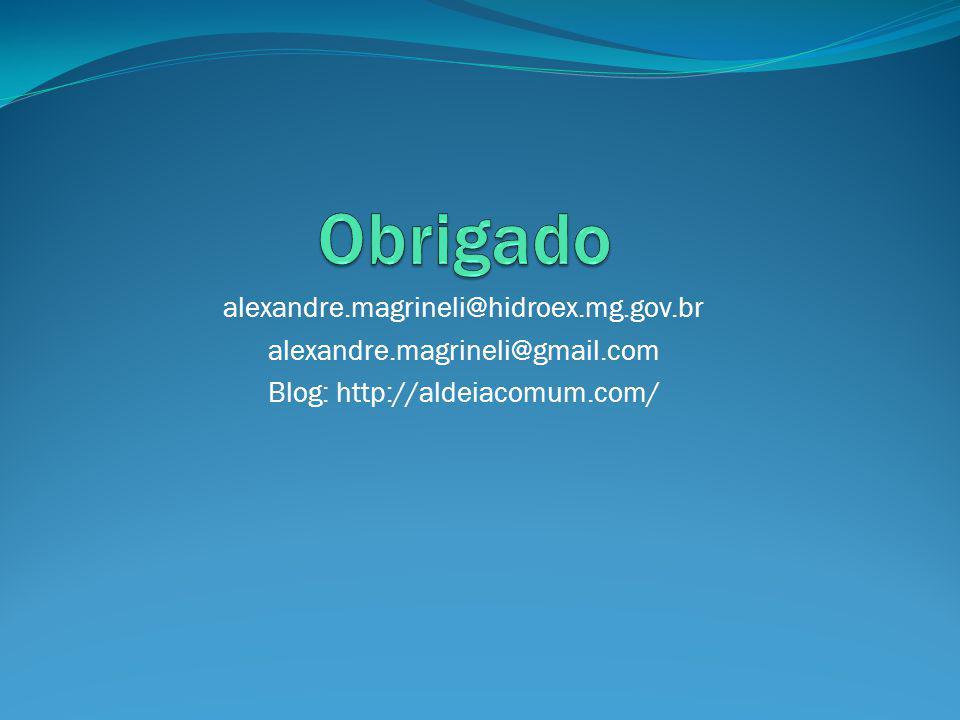 Blog: http://aldeiacomum.com/