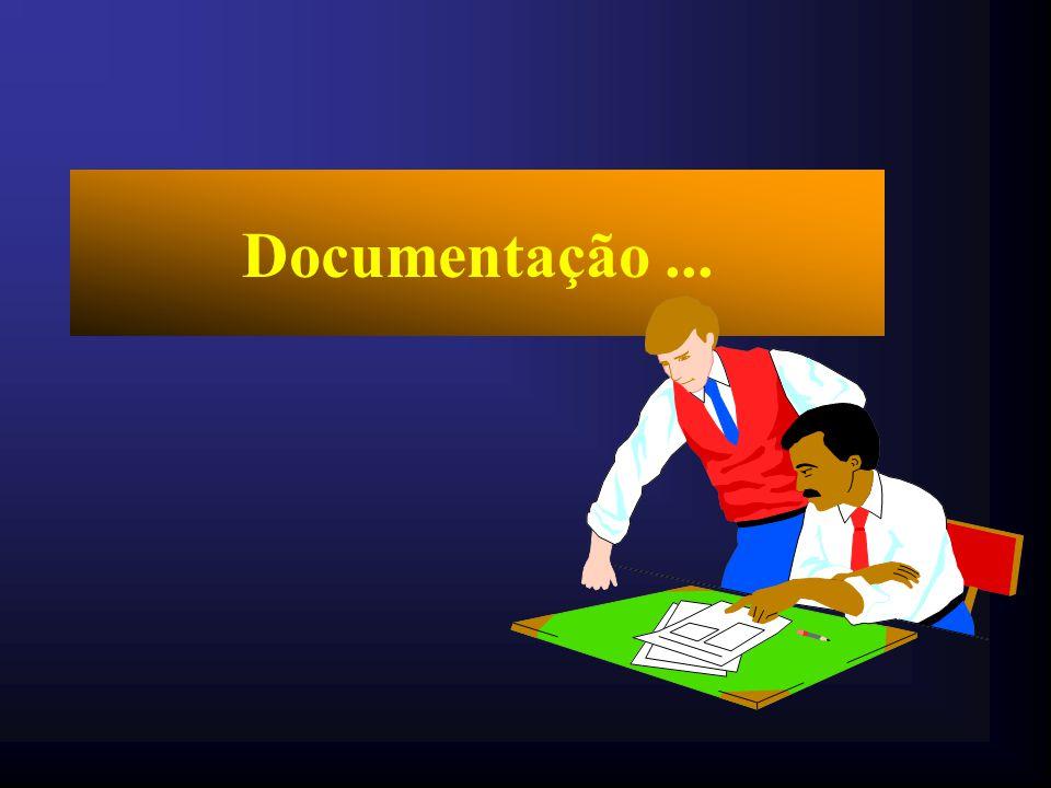 Documentação ...