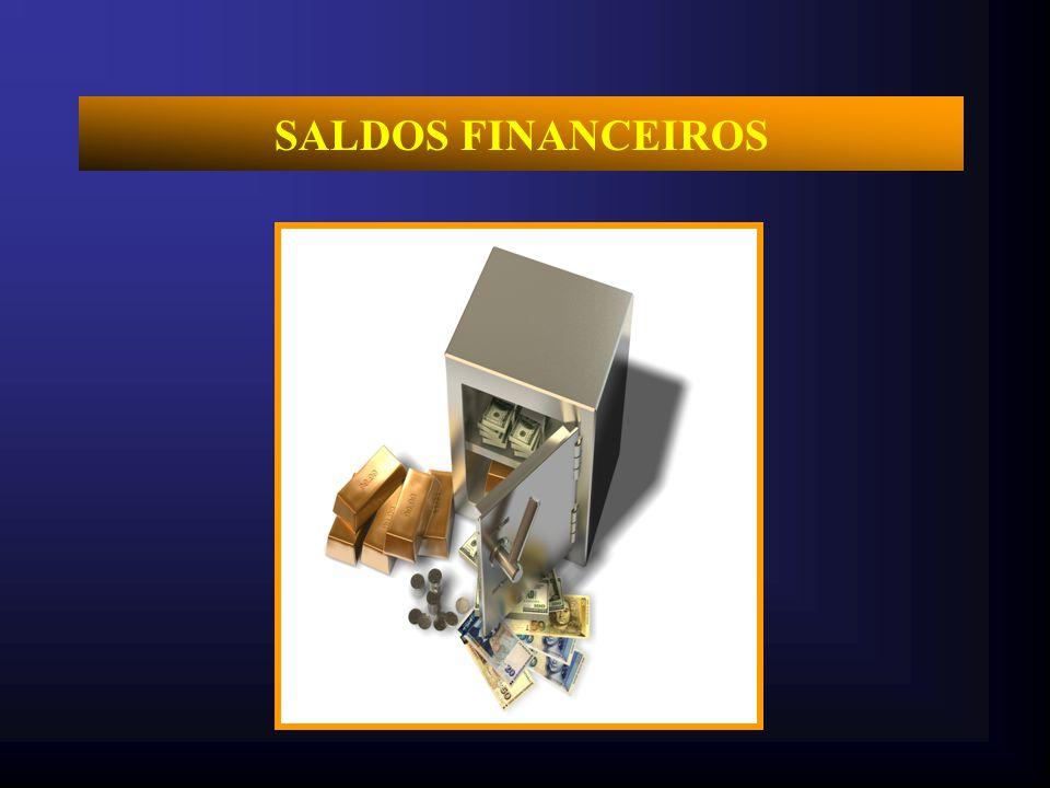 SALDOS FINANCEIROS