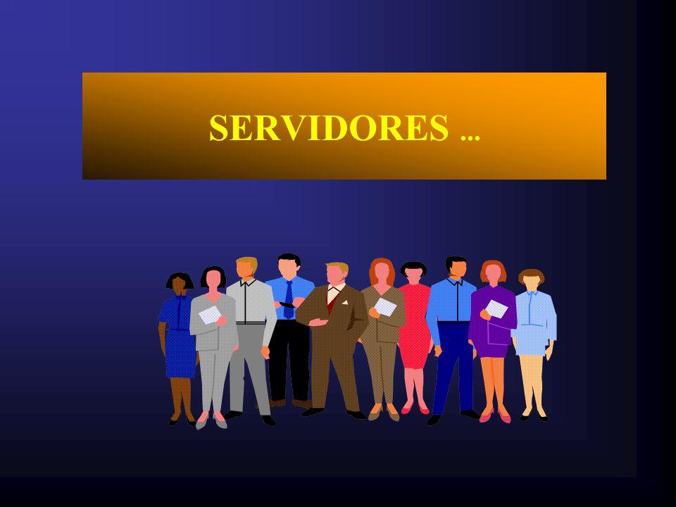 SERVIDORES ...