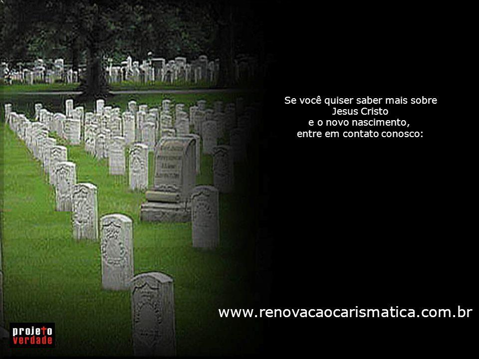 www.renovacaocarismatica.com.br Se você quiser saber mais sobre