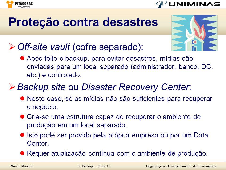 Proteção contra desastres