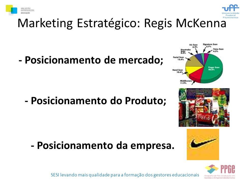 Marketing Estratégico: Regis McKenna