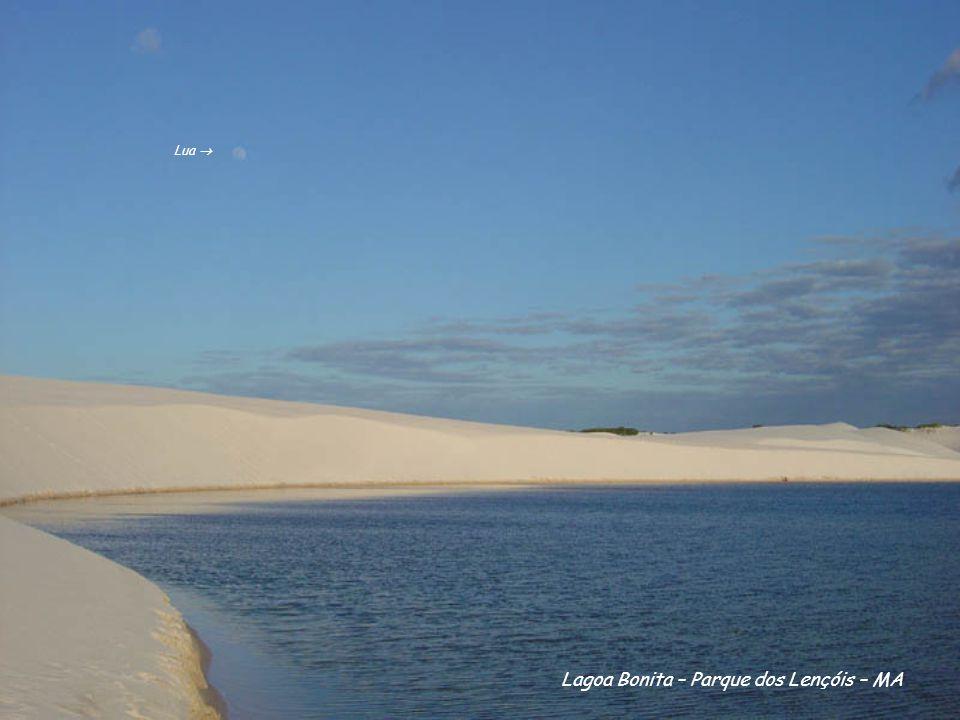 Lagoa Bonita – Parque dos Lençóis – MA