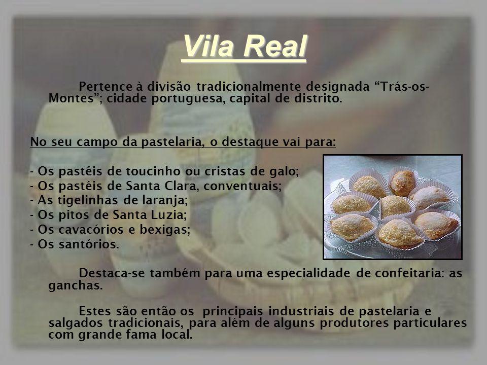 Vila Real Pertence à divisão tradicionalmente designada Trás-os-Montes ; cidade portuguesa, capital de distrito.
