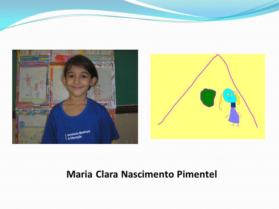 Maria Clara Nascimento Pimentel