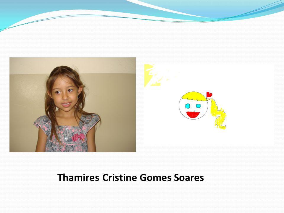 Thamires Cristine Gomes Soares