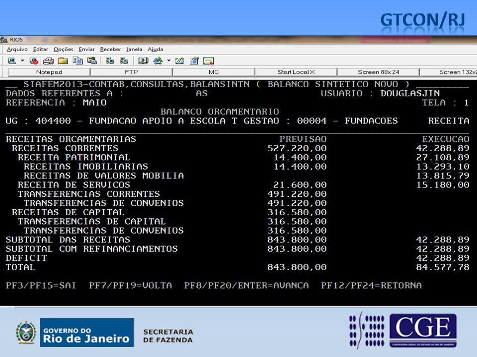 GTCON/RJ