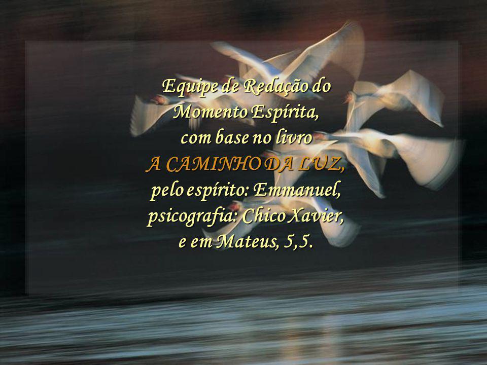 pelo espírito: Emmanuel, psicografia: Chico Xavier,