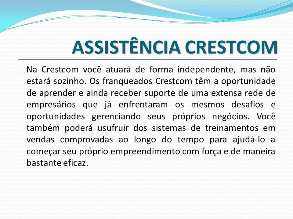 ASSISTÊNCIA CRESTCOM