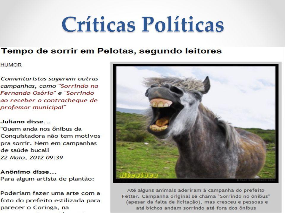 Críticas Políticas
