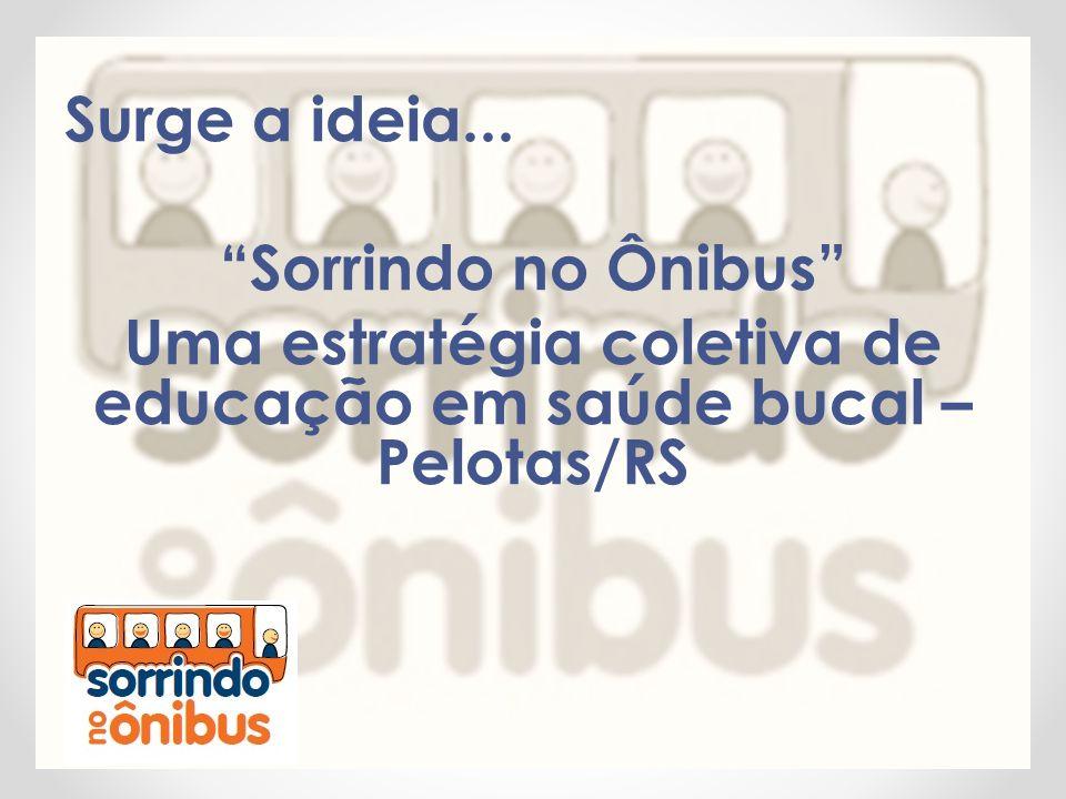 Uma estratégia coletiva de educação em saúde bucal – Pelotas/RS