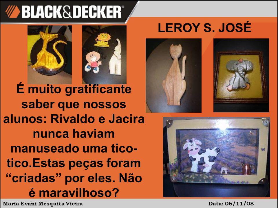 LEROY S. JOSÉ