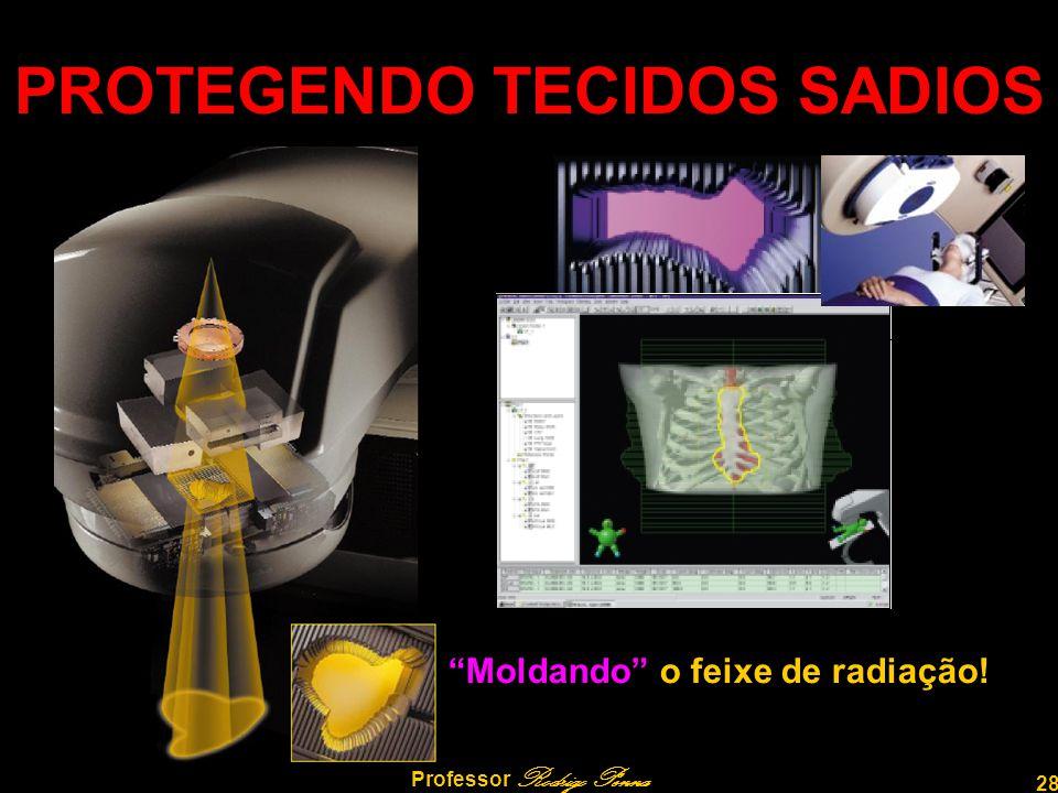 PROTEGENDO TECIDOS SADIOS
