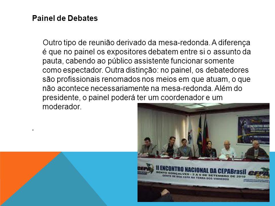 Painel de Debates