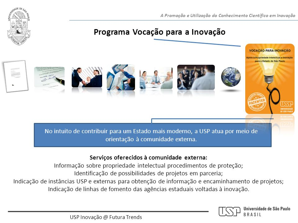 Programa Vocação para a Inovação