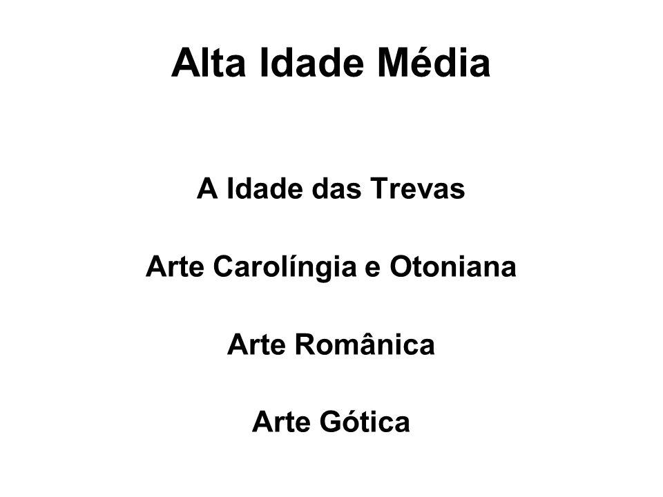 Arte Carolíngia e Otoniana